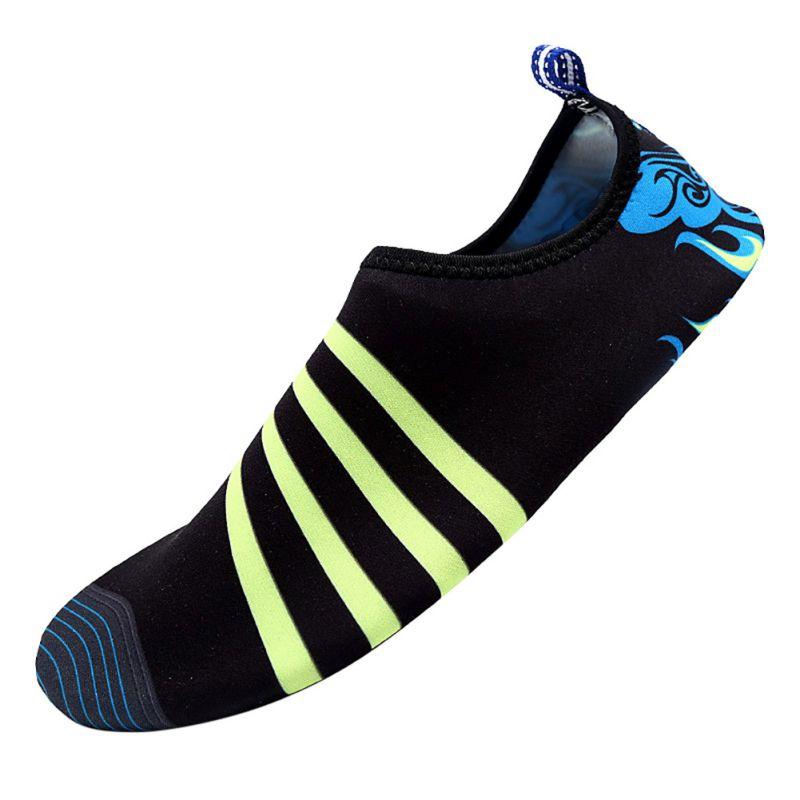 Unisex-Womens-Mens-Water-Shoes-Beach-Shoes-Aqua-Shoes-Swim-Wetsuit-Shoes-US-Size thumbnail 32